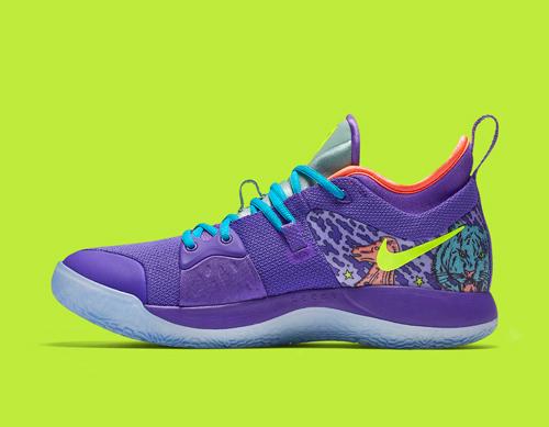 Nike Shoes Brochure